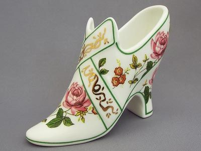 Compton & Woodhouse Embroidered Shoe - Princess Royale