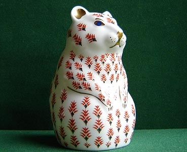 Crown Derby Hamster