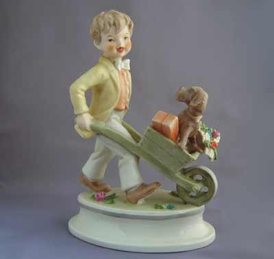 "Goebel ""Courting Country Style"" Figurine"
