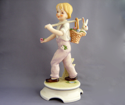 "Goebel ""Summer Magic"" Figurine"