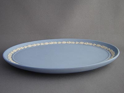 Wedgwood Blue Jasperware Tea Tray
